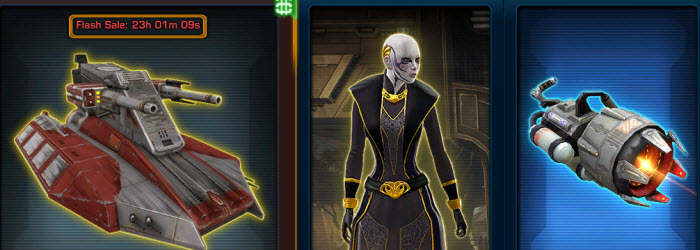 SWTOR Cartel Market Update – August 13