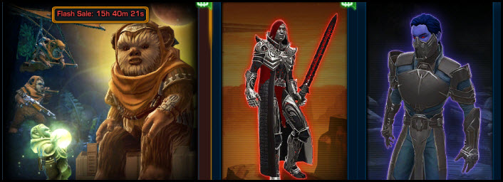 SWTOR Cartel Market Update – August 7