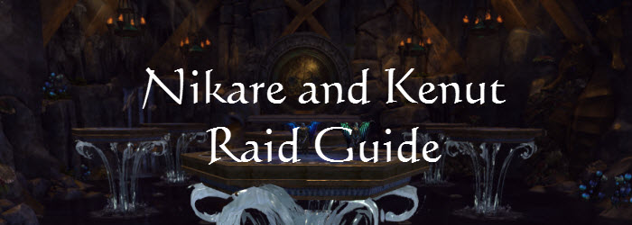 GW2 Nikare and Kenut Raid Guide