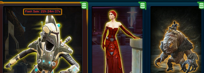 SWTOR Cartel Market Update – September 17