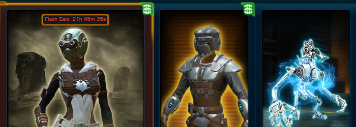 SWTOR Cartel Market Update – September 10