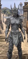 Dremora-Iron-Female-Close-Front