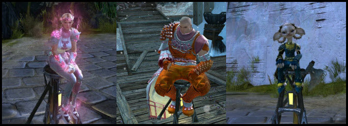 GW2 Gemstore Update–Black Lion Expedition & Nightwatch Stool