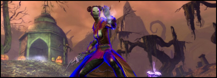 GW2 Halloween Returns from Oct 16 to Nov 6