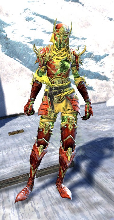 GW2 Gemstore–Haunted Armor Outfit And    - atlgn com