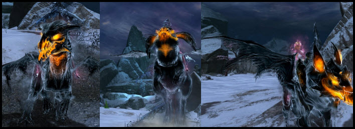 GW2 Gemstore Update–Mad Realm Mounts Pack