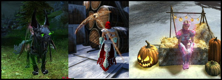 GW2 Gemstore –Nightfang Griffon, Harvest Chair and More