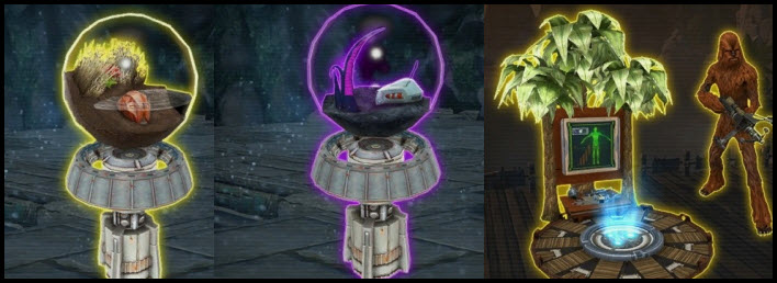 SWTOR Upcoming Cartel Market Items from PTS 5.10 V3
