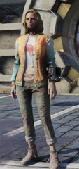 fallout-76-bottle-and-cappy-orange-jacket-and-jeans