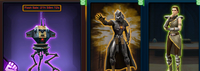 SWTOR Cartel Market Update for Nov 12