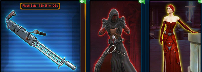 SWTOR Cartel Market Update for Nov 19