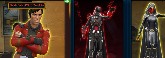 SWTOR Cartel Market Update for Nov 26