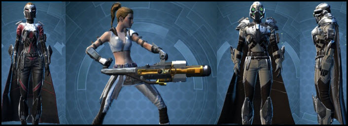 SWTOR Patch 5.10 Masterwork Armor & Weapons Preview