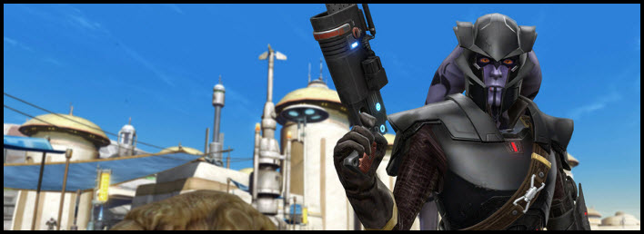 SWTOR Paxton Rall Companion For Subscribers on Dec 14