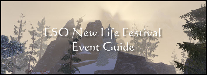 ESO New Life Festival Event Guide