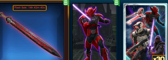 SWTOR Cartel Market Update for Dec 11
