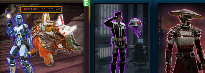 SWTOR Cartel Market Update for Dec 31