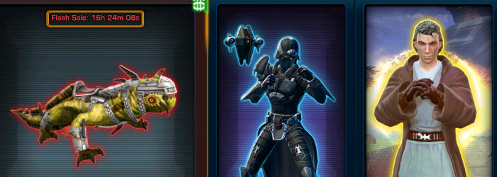 SWTOR Cartel Market Update for Jan 14