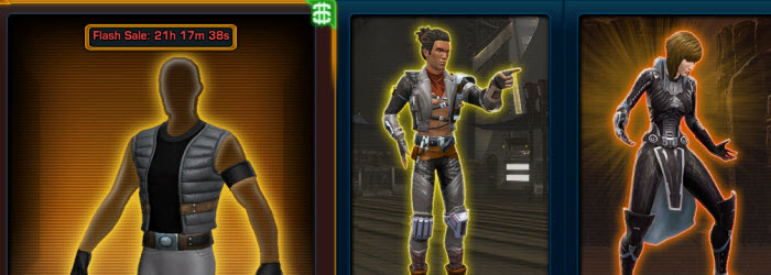 SWTOR Cartel Market Update for Jan 21