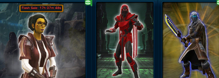 SWTOR Cartel Market Update for Feb 12