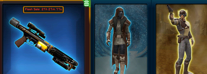 SWTOR Cartel Market Update for Feb 18