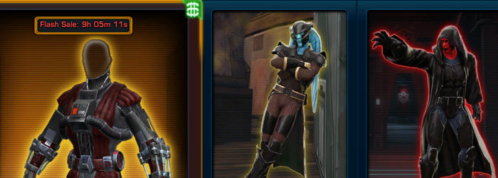 SWTOR Cartel Market Update for Feb 25