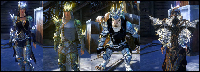 GW2 Gemstore–Defiant Glass Package & Sacred Dyes