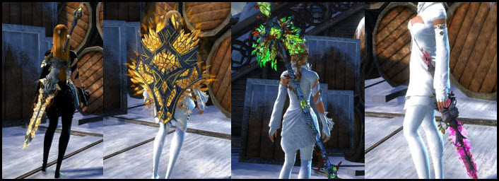 GW2 Defiant Glass Weapon Skins Gallery