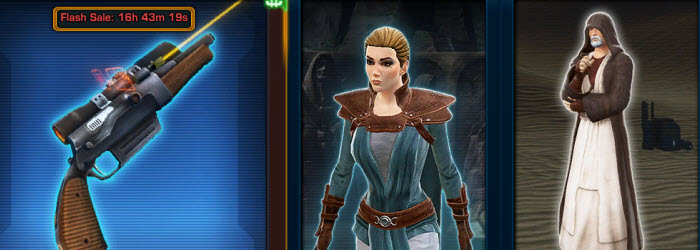 SWTOR Cartel Market Update for March 18