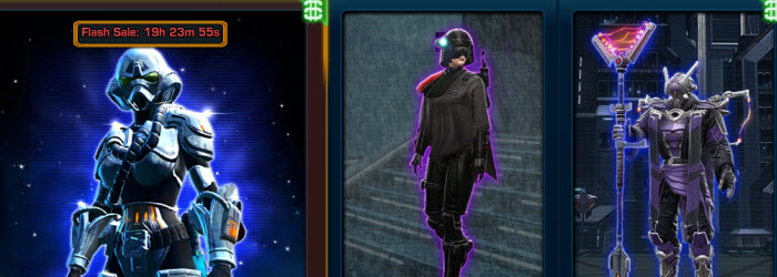 SWTOR Cartel Market Update for April 15