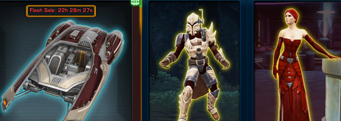 SWTOR Cartel Market Update for April 29
