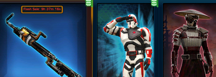 SWTOR Cartel Market Update for April 8